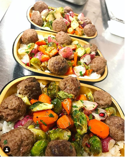 Meatball Meal Package