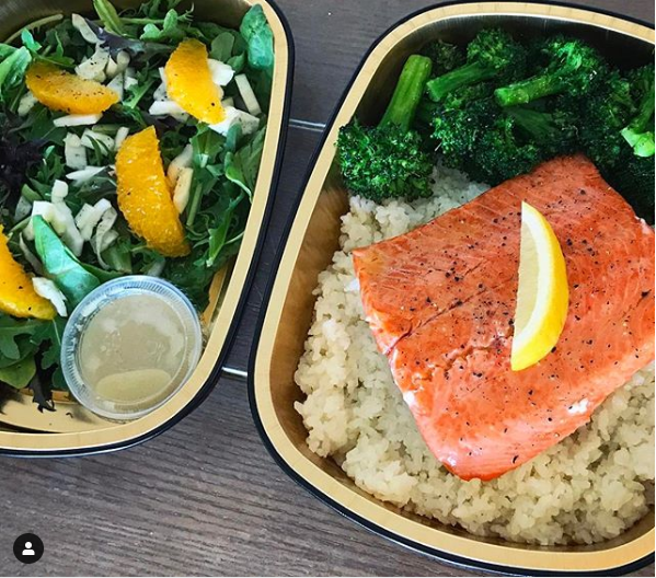Wild Salmon Meal Pack